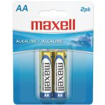 Maxell Aa 2pk Carded Batteries