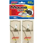 Pic Woodmouse Traps 4pk