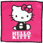 Hello Kitty Hkitty Clean Clth 7x7 Pnk