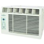 Keystone KSTAW06A 6,000 BTU 115-Volt Window-Mounted Air Conditioner