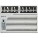 RCA RACE6001 6,000 BTU Window Electronic Air Conditioner