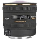 Sigma 4.5mm f/2.8 EX DC HSM Lens for Canon